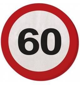 Prtički za 60. rojstni dan, Stop znak