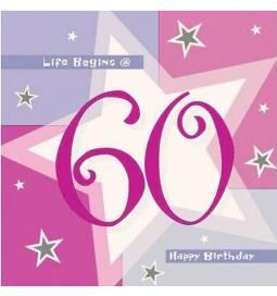 Roza prtički za 60. let, Life Begins