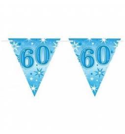 Zastavice za 60. rojstni dan, Blue