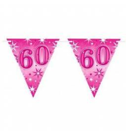 Zastavice za 60. rojstni dan, Pink