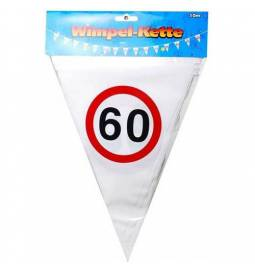 Zastavice za 60. rojstni dan, Stop znak