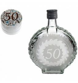 Steklena čutara za 50 let
