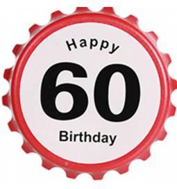 Odpirač za steklenico 50 rojstni dan