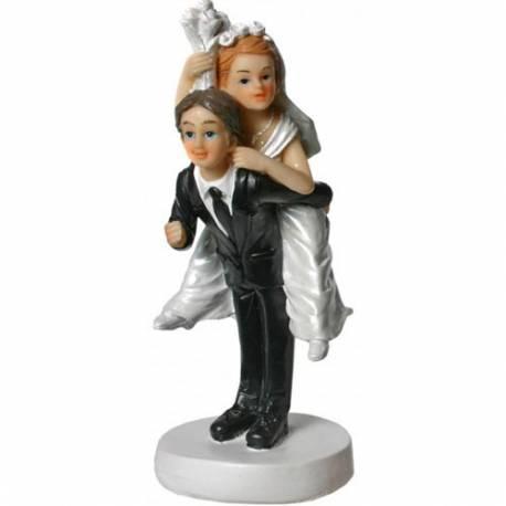 Poročni kipec Hecen 20 cm