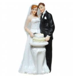 Poročni kipec Par Love
