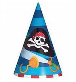 Party klobučki Piratska zabava