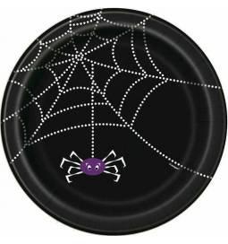 Krožniki 18 cm, Pajkova mreža
