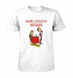 Majica za rojstni dan Ustrežljiv natakar