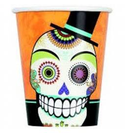 Kozarčki 270 ml, Day of the Dead