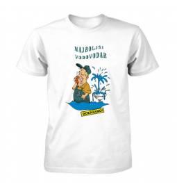 Majica za rojstni dan Dokazano najboljši vodovodar