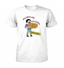 Majica za rojstni dan Najboljši picopek