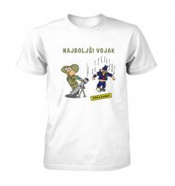 Majica za rojstni dan Dokazano najboljši vojak