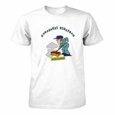 Majica za rojstni dan Najboljši čistilec