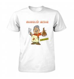 Majica za rojstni dan Dokazano najboljši mesar