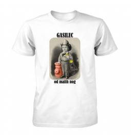 Majica za rojstni dan Gasilec od malih nog