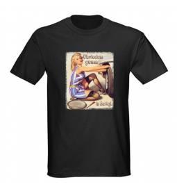 Majica za rojstni dan Vulkanizer - črna