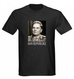 Majica Dan republike, črna