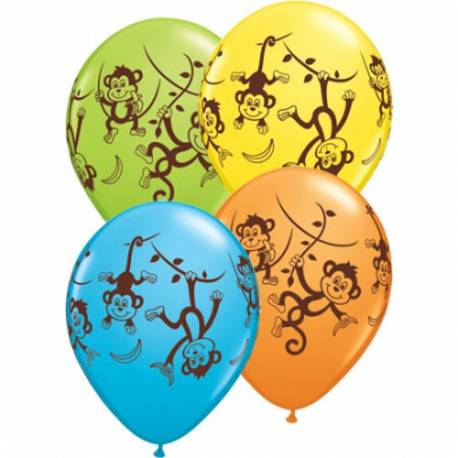 Pisani baloni Opice 10/1
