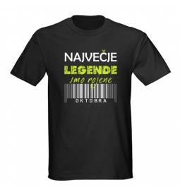 Majica za rojstni dan, Legende, Oktober