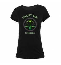 Ženska majica Zaupaj mi, Tehtnica
