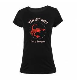 Ženska Majica Zaupaj mi, Škorpijon