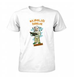 Majica Dokazano najboljši čebelar