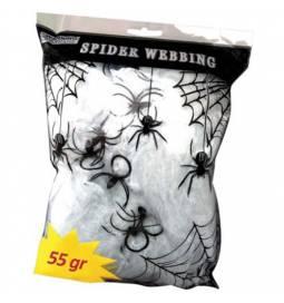 Velika raztegljiva pajkova mreža