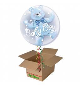 Napihnjen Bubble balon Baby Boy