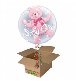 Napihnjen Bubble balon Baby Boy Medo