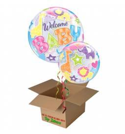 Napihnjen Bubble balon Baby Boy 1