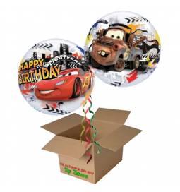 Napihnjen Bubble balon Cars