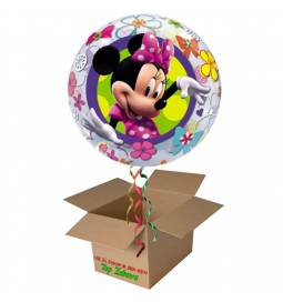 Napihnjen Bubble balon Baby Minnie