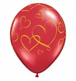 Baloni 10/1, Dvojna srca
