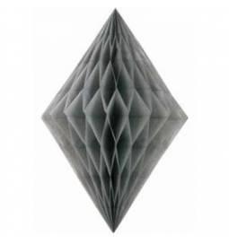 Viseča dekoracija Diamant, črna