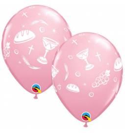 Baloni 25/1 Sveti zakramenti, pink