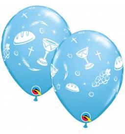 Baloni 10/1 Sveti zakramenti, modri