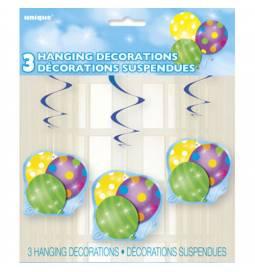 Viseča dekoracija Twinkle Balloons