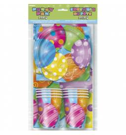 Party set Twinkle Balloons