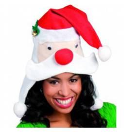 Kapa za Božič, Božičkov obraz
