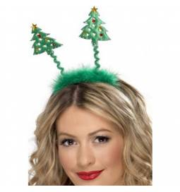 Naglavni okras Božično drevo