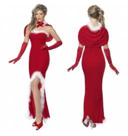 Kostum Miss Božička