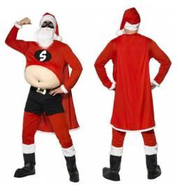 Kostum Božiček Poslovnež