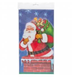Namizni prt Božiček z darili