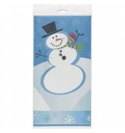 Namizni prt Snežak