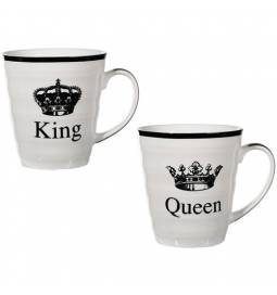 Set skodelic King & Queen