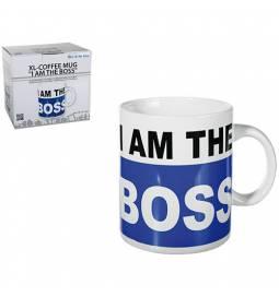 XXL skodelica The Boss