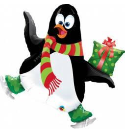 Folija balon Pingvin