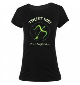 Ženska majica Zaupaj mi, Strelka