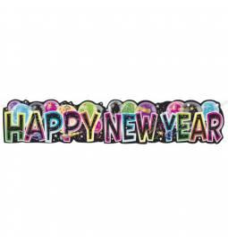 Transparent Srečno novo leto