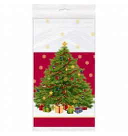 Namizni prt Božično drevo